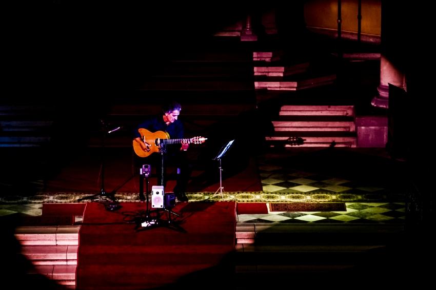 Konzerte - Budapest |Bakáts Téri Templon ©Kalocsai Richard