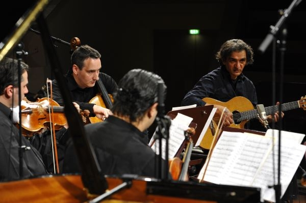 Berlin, Philharmonie, KMS, with Nádor String Quartet, 2010 - © Jens Rötzsch