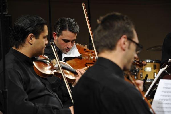 Berlin, Philharmonie, KMS, mit Nádor Streichquartett, 2010 - © Jens Rötzsch