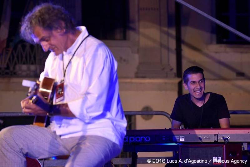 GLB JAZZFESTIVAL ITALY |September 2016 - encore with Zsolt Farkas, Adrian Szajko and Toni Snétnerger