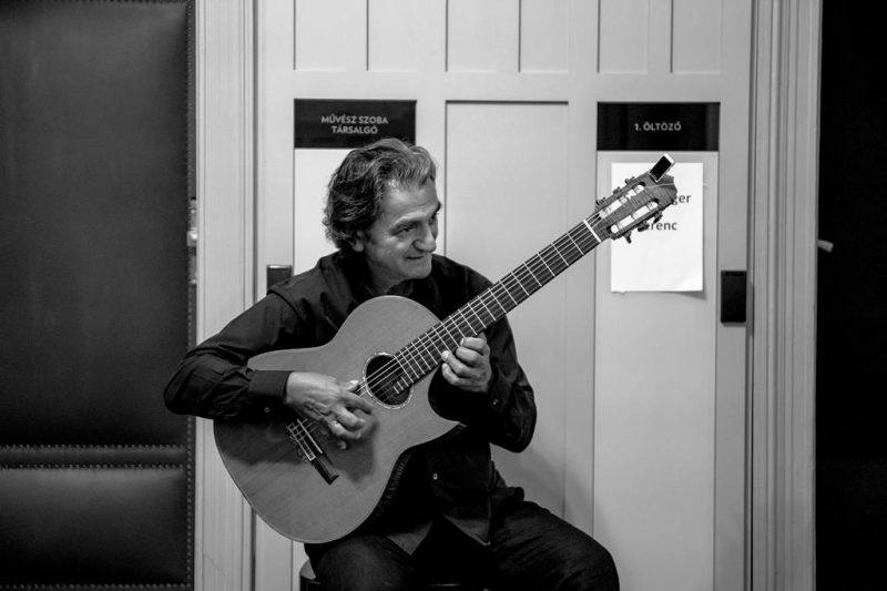 TITOK ALBUM RELEASE TOUR OCT. 17 - Fotó: Zeneakadémia / Valuska Gábor
