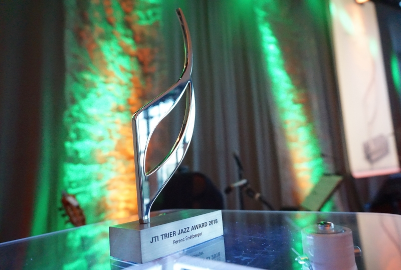 JTI TRIER JAZZ AWARD 2018 - JTI Trier Jazz Award © Ralf Dombrowski
