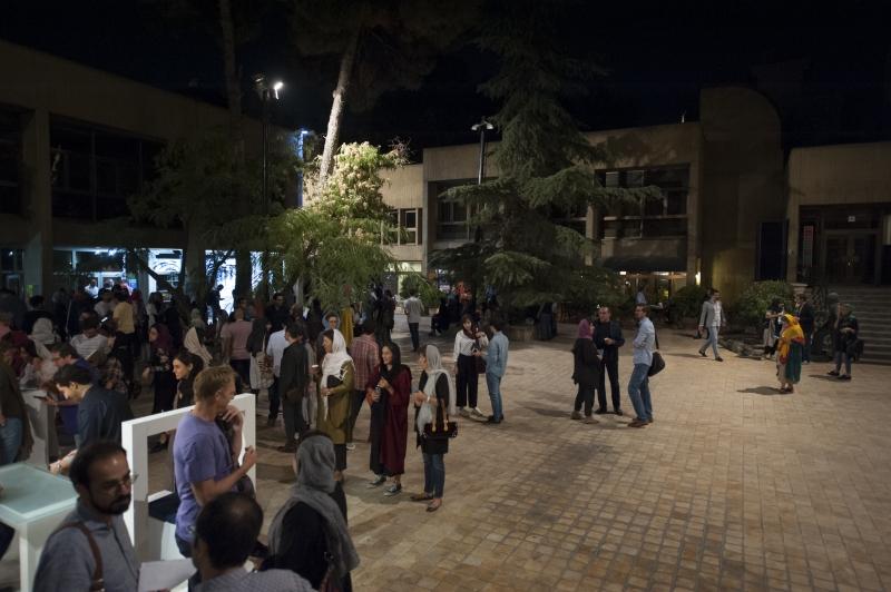 Tehran | Festival SHOW OF HANDS  | Septemeber 2018 - © Festival Show of Hands