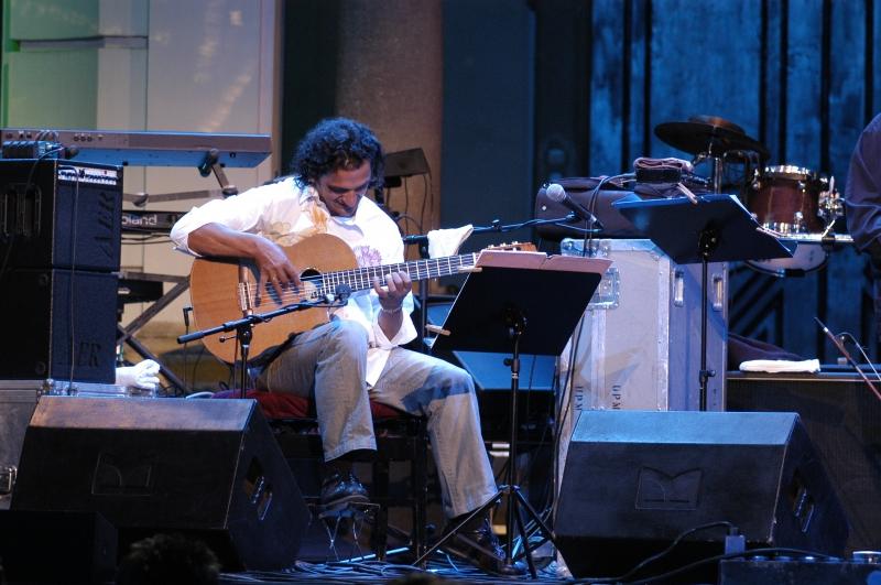 TRIO NOMAD |FEAT. ARILD ANDERSEN & PAOLO VINACCIA |  VESZPREMFEST 2005 - © VeszpremFest