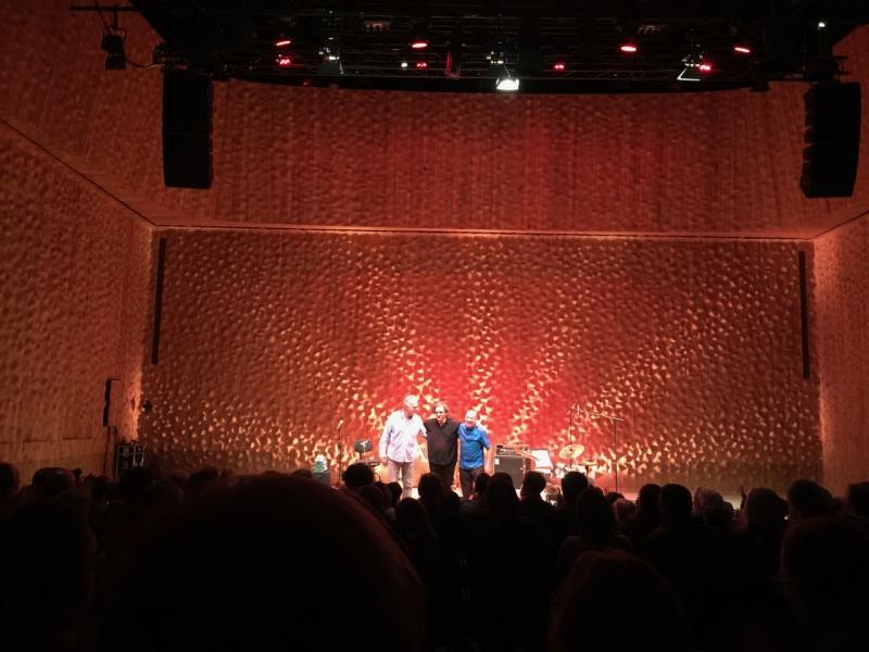 Hamburg | Elbphilharmonie | Trio feat. Anders Jormin  Joey baron |Febr. 19