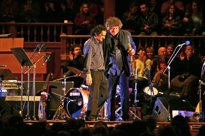 WITH FRIENDS | LISZT ACADEMY 2006 - © Zsolt Melczer