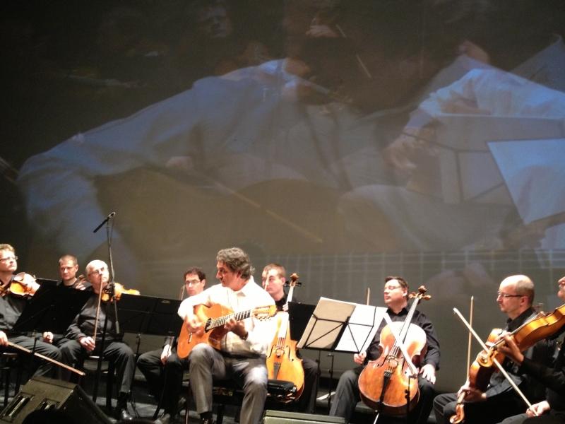 Franz Liszt Kammer Orchester I National Theater Budapest I 2015