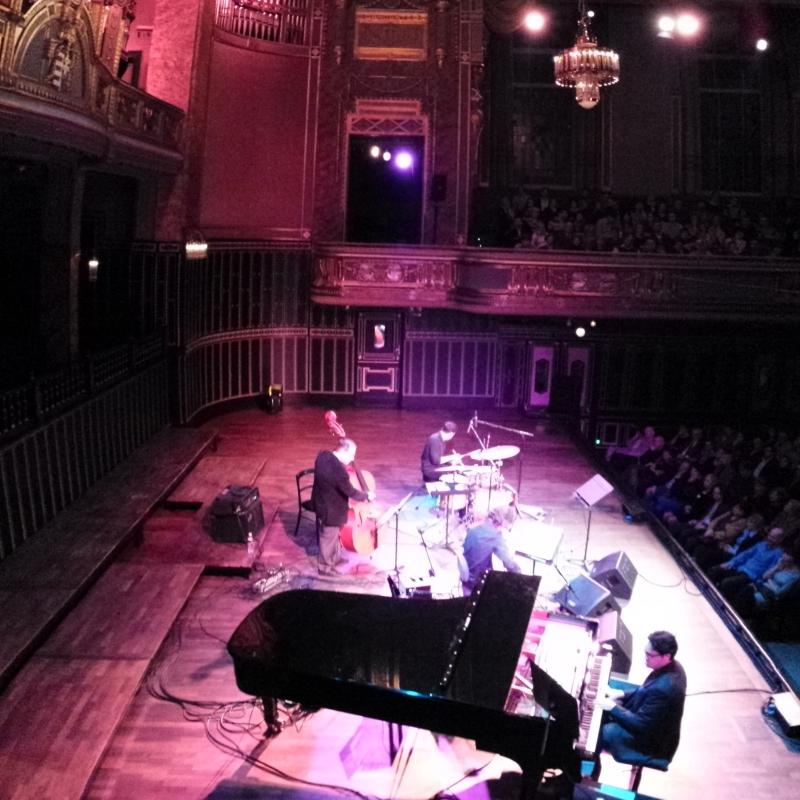 Budapest I Liszt AcademyI Snétberger Quartet I Markus Stockhausen  2014