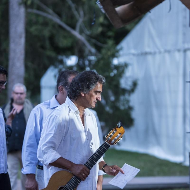 Open Air Concert I Eszterházy CastleI I Snétberger Quartet & guests I 2015