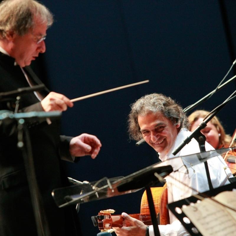 Open Air I Budapest I 2014 I Concerto Budapest I Quartet I Michel Godard & students
